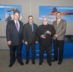McGinty Machine Honored at Lockheed Martin Aeronautics Small Business Program